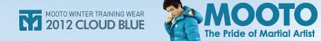 MOOTO Winter Traiing Wear, Cloud Blue 2012