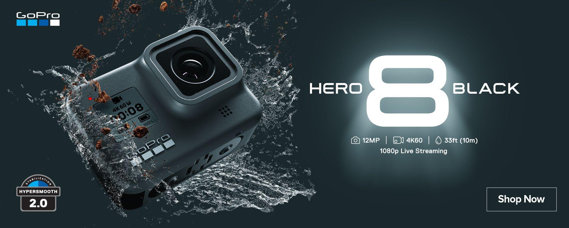 Koop de GoPro HERO8 Black op gopro.com
