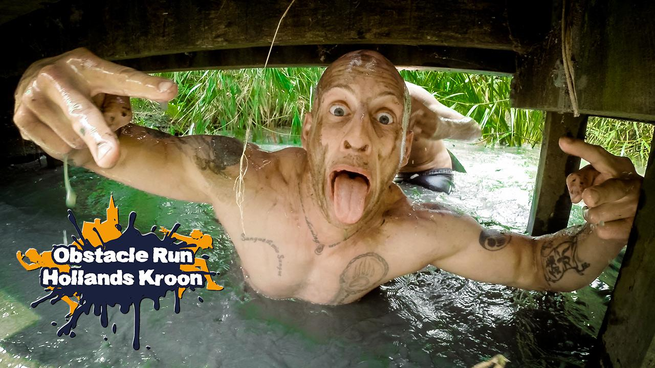 Obstacle Run Hollands Kroon 2017