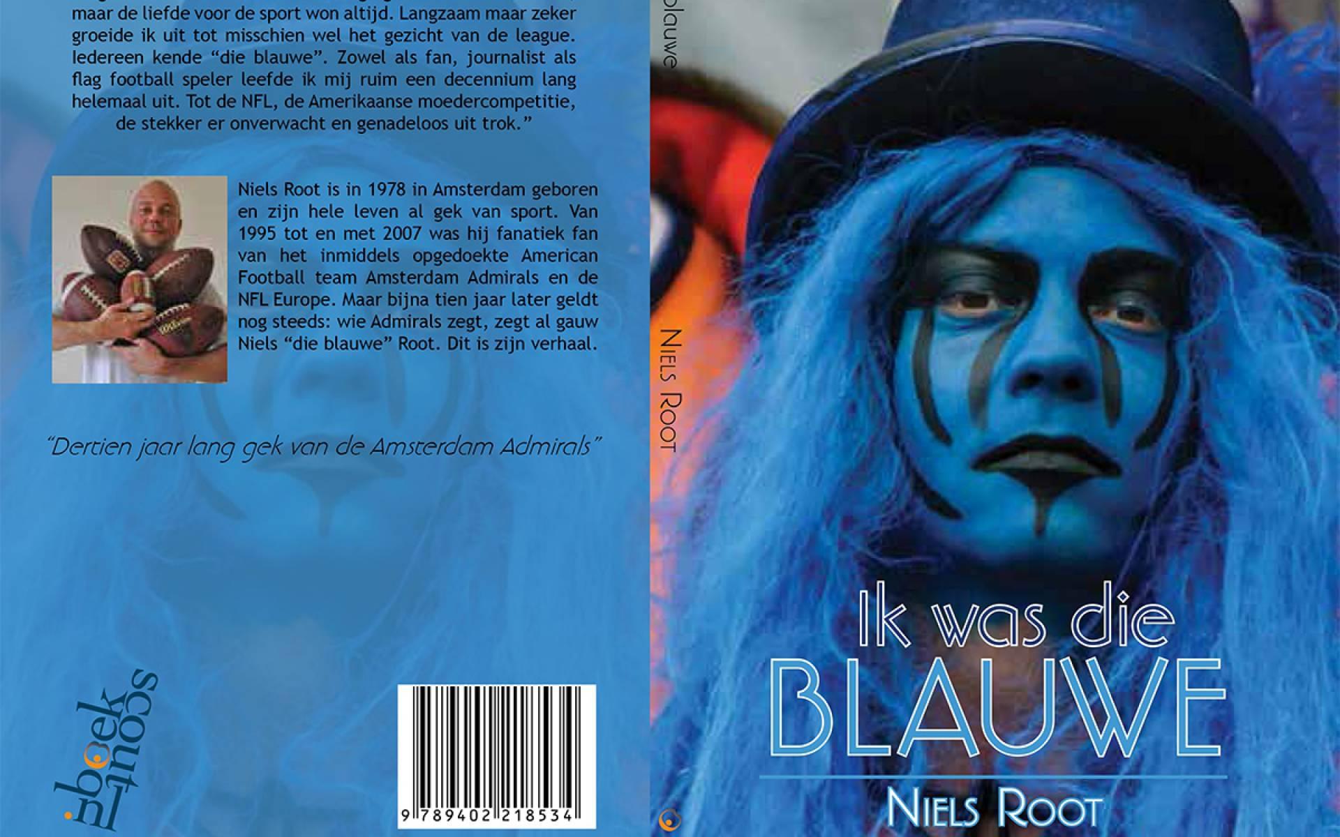 Niels Root | Ik was die blauwe