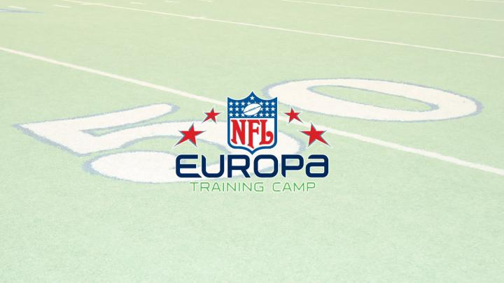 NFL Europa Training Camp
