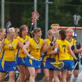 Dames, Wales 16-1 Sweden